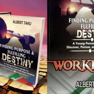 Finding purpose and fulfilling destiny book set